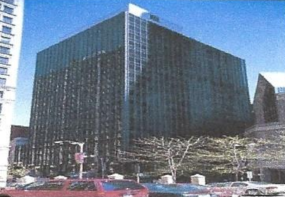 Commercial Real Estate Office Building
